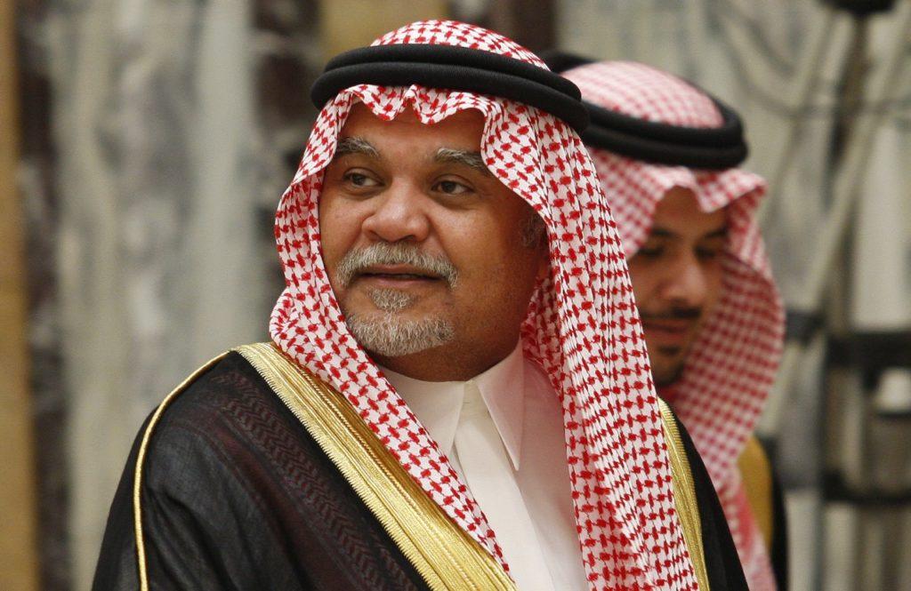 Бандар ибн Султан. Источник: Defence.ru