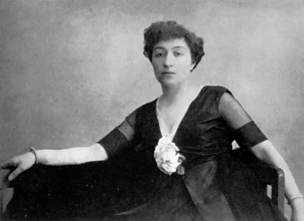 Олександра Екстер. 1910-ті. Київ