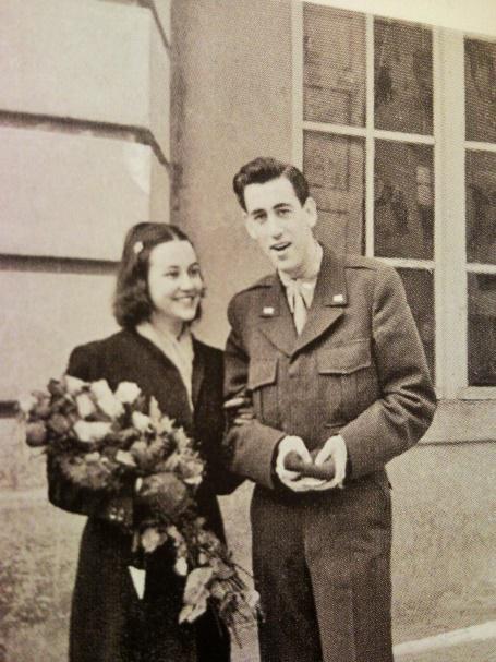 Джером з першою дружиною Сільвією Вельтер / blogger.com