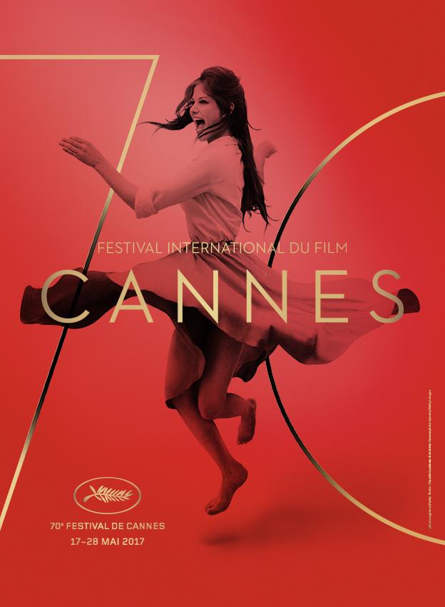 Постер 70-го Каннского кинофестиваля
