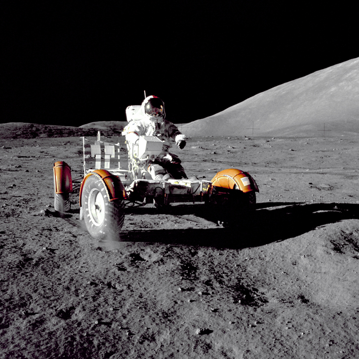 appolo 17 rover